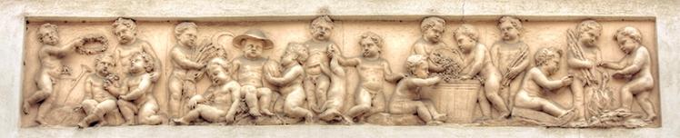 Baby mural