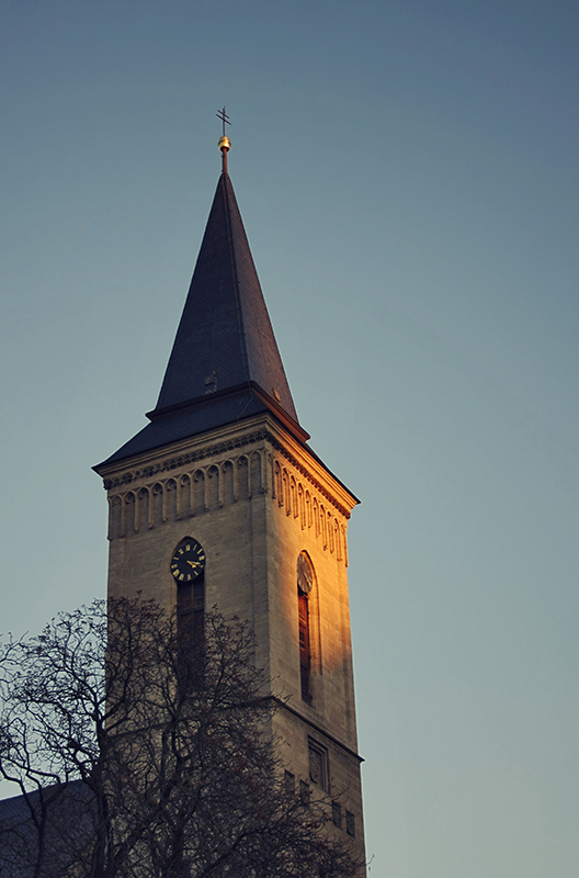 Kutna Hora Church Spire