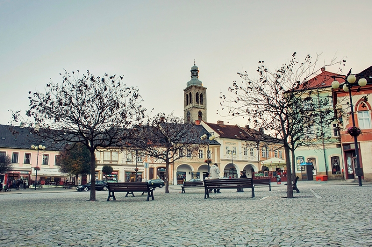 Kutna Hora square