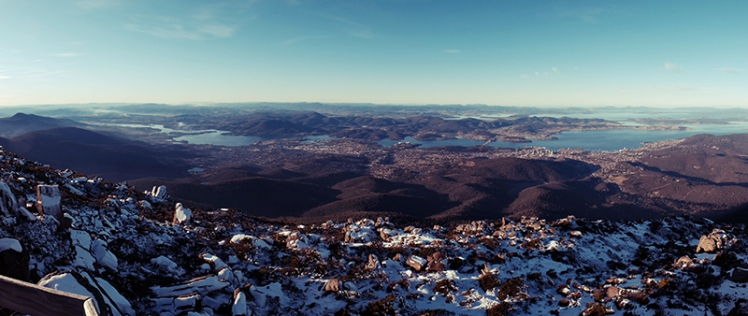 Hobart and beyond.