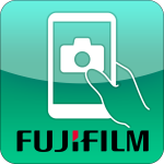 Fuji cam remote icon