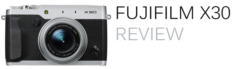 Fuji X30 review image